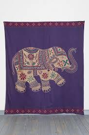 printed elephant